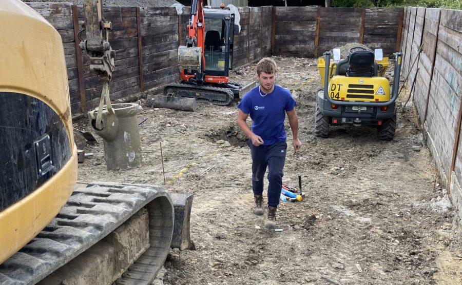Reinforced Concrete Works